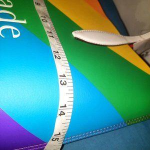 Kate Spade Rainbow Cross Body Bag with Purse